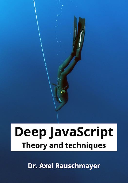 "Cover of book ""Deep JavaScript"""