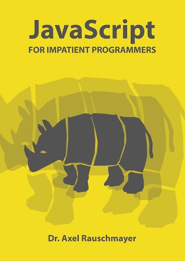 "Cover of book ""JavaScript for impatient programmers"""